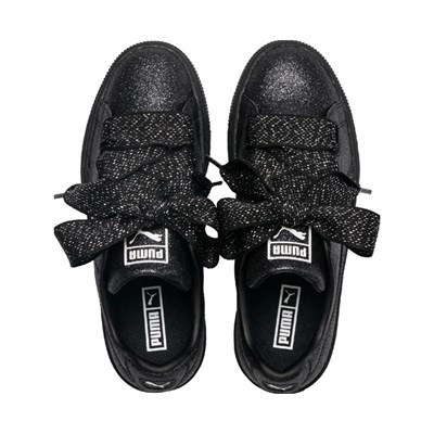 PUMA G jr heart holiday glam - Baskets - noir