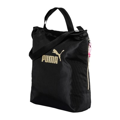 Puma Bag Shopping Nero Shopping Bag Puma Nero gg0pHr