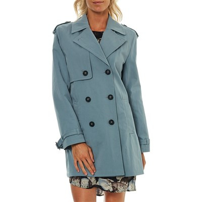 Trench Trench And And Coat Azul Coat wwFxqEza