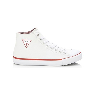 GUESS Walter - Sneakers montantes - blanc