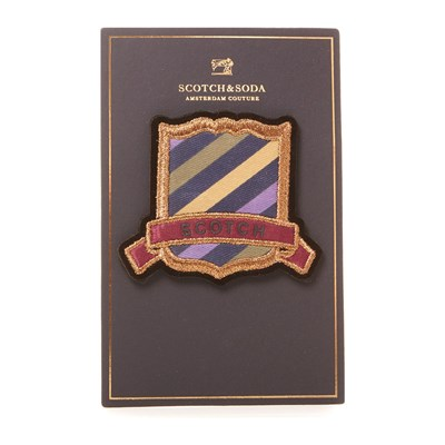 Scotch & soda broche - multicolore