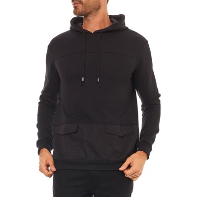 Maison MAD Sweat à capuche - noir