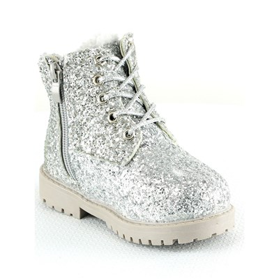 ROCK'N JOY Bottines - argenté