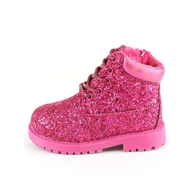 ROCK'N JOY Bottines - fuchsia