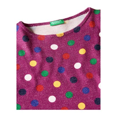 SISLEY YOUNG Zerododici - T-shirt manches courtes - violet