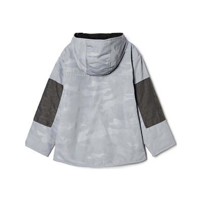 SISLEY YOUNG Zerododici - Coupe-vent - gris