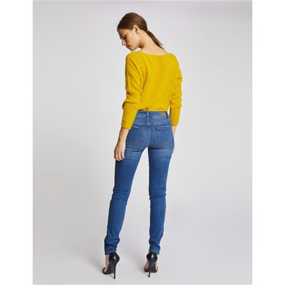 En M Mandro Rond Col Loose Coupe Morgan Laine Pull zUwxYa