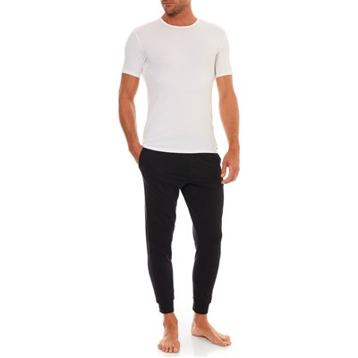 CALVIN KLEIN UNDERWEAR MEN Lot de 2  t-shirts - blanc
