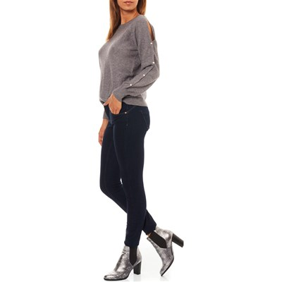 Best Best Mountain Maglia Chiné Mountain Grigio Chiné Maglia Grigio Best Mountain nrYwxqrgPR