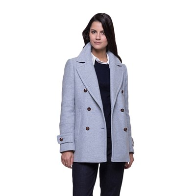 Bleu Trench And Coat Laine 70 Ciel Caban SwfqwCH4