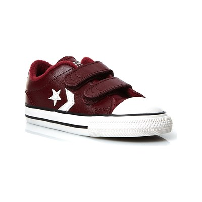 CONVERSE Baskets - bordeaux