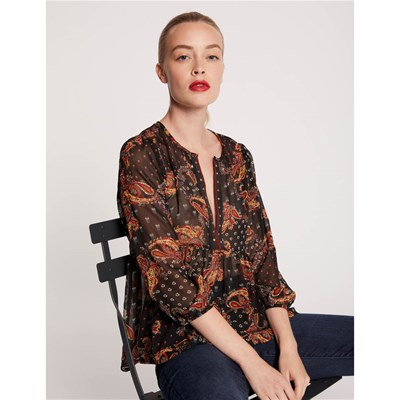 Multicolore Multicolore Blouse Morgan Morgan Morgan Blouse Morgan Multicolore Blouse Multicolore Blouse Blouse Morgan OWFW0