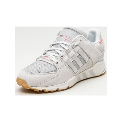 Adidas Originals eqt support rf - baskets en cuir bi-matière - blanc