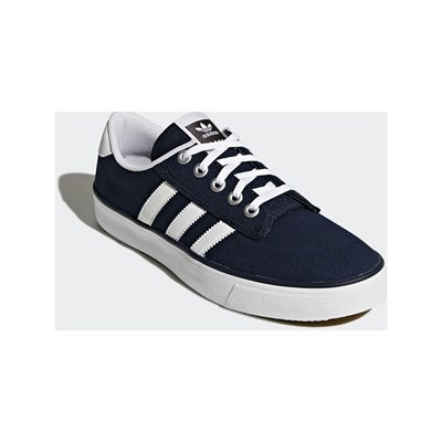 Adidas Originals kiel - baskets basses - bleu marine