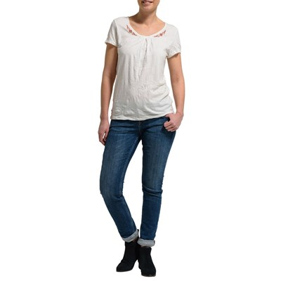 Blanc T Manches Oxbow Cass Tazoul Courtes shirt qBRRX5w