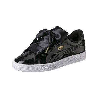 f752d312704b Puma Heart - Baskets Mode - noir   BrandAlley