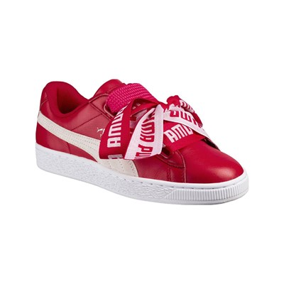PUMA Heart - Baskets - rouge