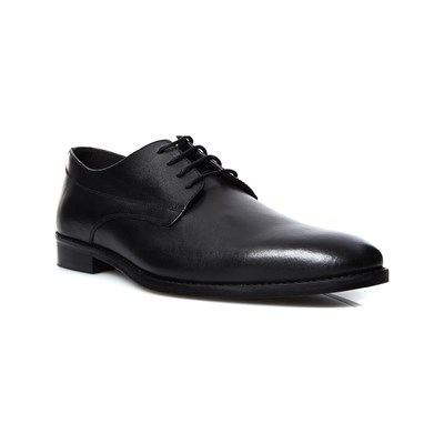 Abaco Abass - derbies en cuir - noir