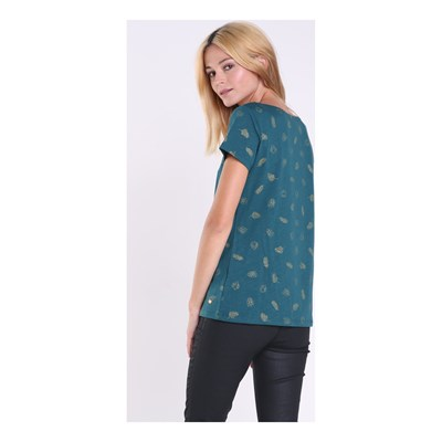 T Manches Vert Bonobo Courtes Ch shirt Jeans gqW8S5