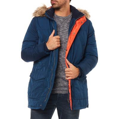 London Parka Pepe Terry Jeans Blu Ad wIIZ5r
