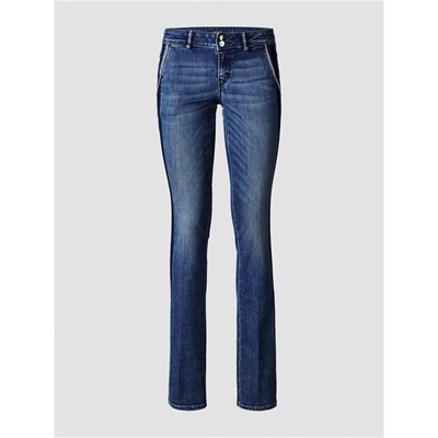 Pattes D'eph Avec Lat Strass Guess Jean 581ng54
