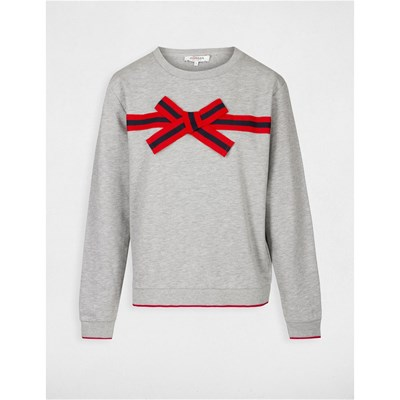 Morgan Sweat Gris Chine Sweat Morgan shirt CRTCq