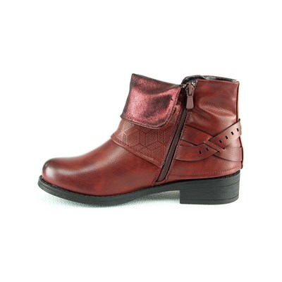 La Bottine Souriante Bottine La Boots Rouge 8xxSqTUwd