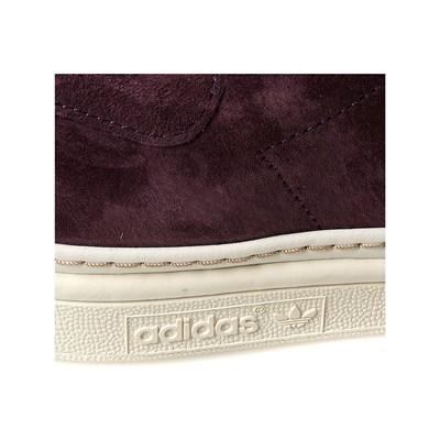 ADIDAS ORIGINALS Stan Smith New Bold - Sneakers in pelle - viola