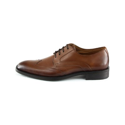 CESARE CONTI Derbies en cuir - marron