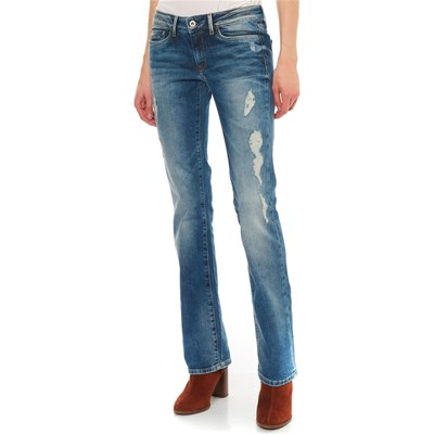 Pepe Piccadilly London Jeans Bootcut Blu 0P0YqwO