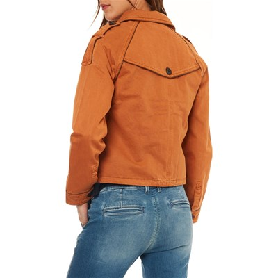 Pepe Jeans London Shara Ruggine Giacca qn0fpYw0z1