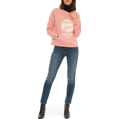 Felpa Pepe Jeans London Hopes Rosa qH8BXR