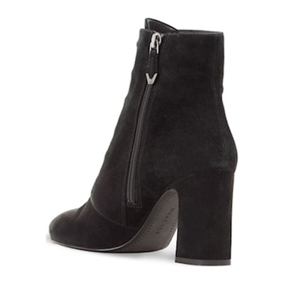 What En Alys Bottines For Cuir Noir wrwtx5FTq