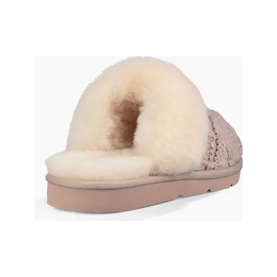 UGG Cozy Cable - Chaussons - rose