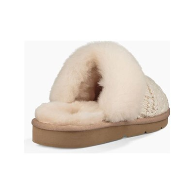 UGG Cozy Cable - Chaussons - beige