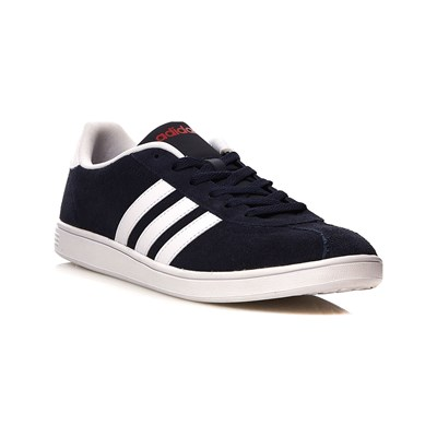 Adidas Originals vlcourt - baskets empiècements cuir - blanc