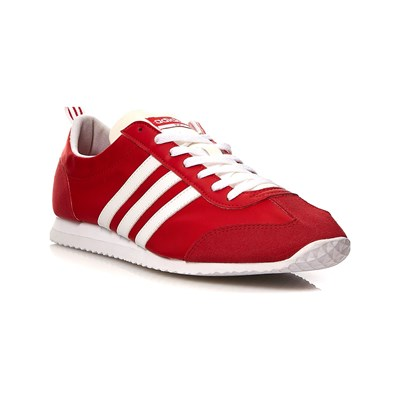 Adidas Originals vs jog - baskets basses - ecarlate