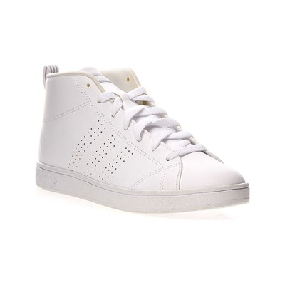 Adidas Originals advantage age cl mid w - baskets montantes - argent