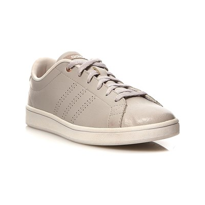 Adidas Originals advantage cl qt w - baskets basses - taupe