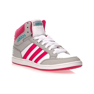 Adidas Originals baskets montantes - rose