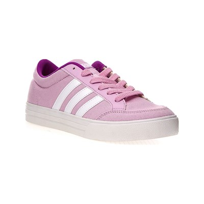 Adidas Originals vs set - baskets basses - rose