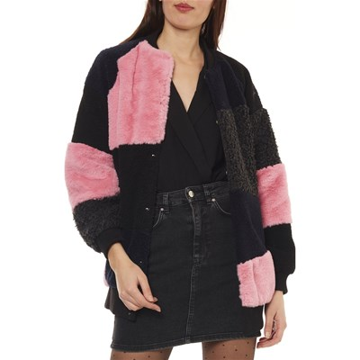Ecologica Giaccone Ina May Noisy Rosa In Pelliccia xw0q8CnCE