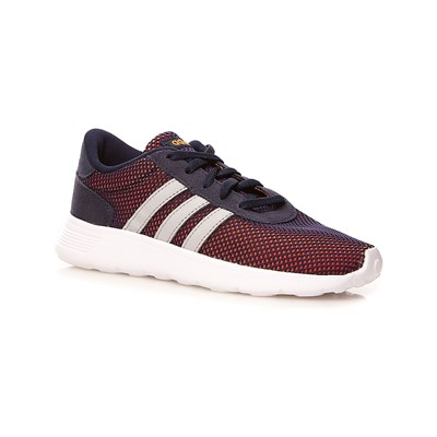 Adidas Originals lite racer k - baskets basses - rouge