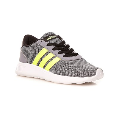 Adidas Originals lite racer k - baskets basses - gris