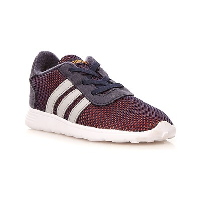 Adidas Performance lite racer inf - baskets basses - rouge