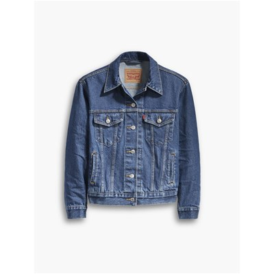 Levi's In Giacca Giacca Blu Jeans Levi's qxwvYrtFx