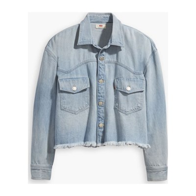Ls In Levi's Giacca Jeans Blu Addison Bw8Zqf