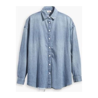 Painter Levi's Jeans Camicia In Blu dSSqF7