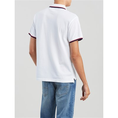 LEVI'S Modern - Polo manches courtes - blanc