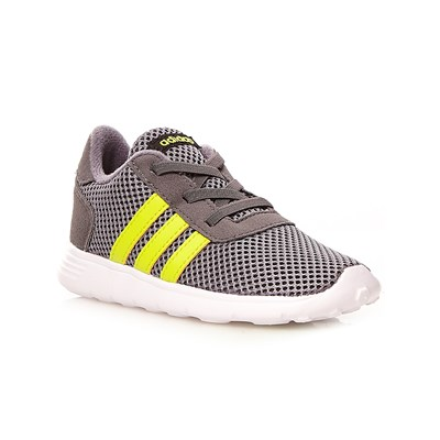 Adidas Performance lite racer inf - baskets basses - gris